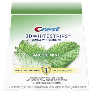 Crest 3D Whitestrips Teeth Whitening Kit